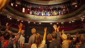 Theatermakers De Wijk de Wereld brengen magazine uit