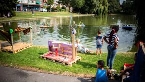 Activiteiten Meivakantie voor jeugd Korrewegwijk en De Hoogte