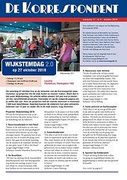 De Korrespondent Korrewegwijk Groningen