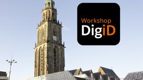 28 januari - Digi D workshop (hoe gebruik ik mijn Digi D)