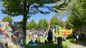Leutje Festival druk bezocht