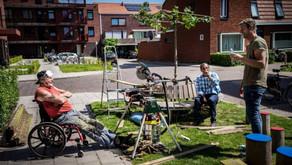 Nieuw: Een Klusteam in de Korrewegwijk en De Hoogte
