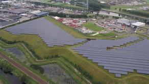 Groningen kiest voor Zonneparken in eigen beheer.