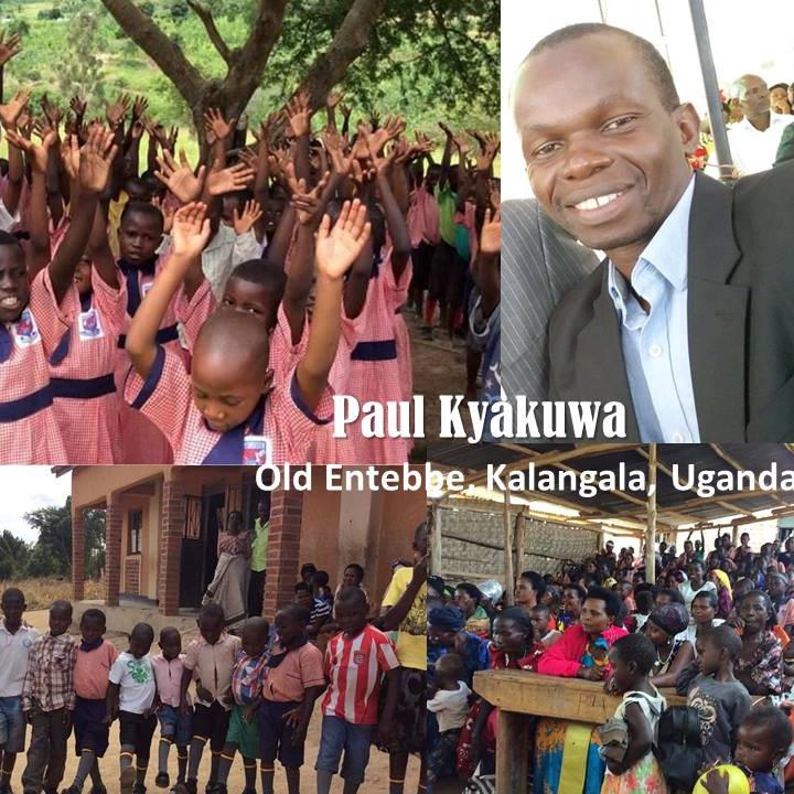 Support Uganda Child