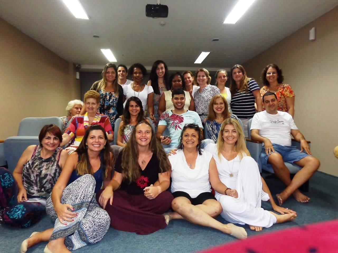 Workshop Principios Hermeticos - Rio
