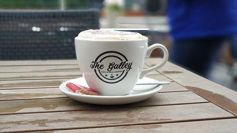 The Galley Penarth Cup