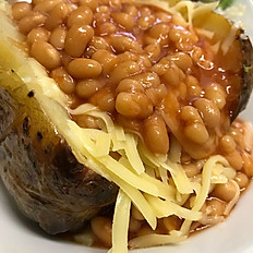 Cheese & Beans Jacket