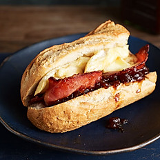 Bacon, Brie & Cranberry