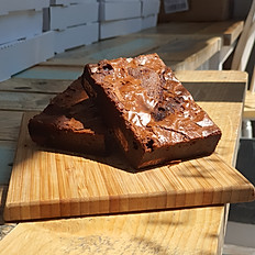 Double Choc Brownie