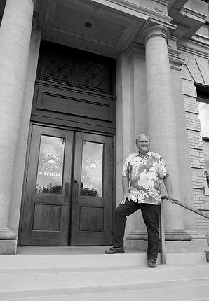 Bill City Hall Exterior BW.jpg