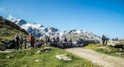 Motorrad Alpenpässe