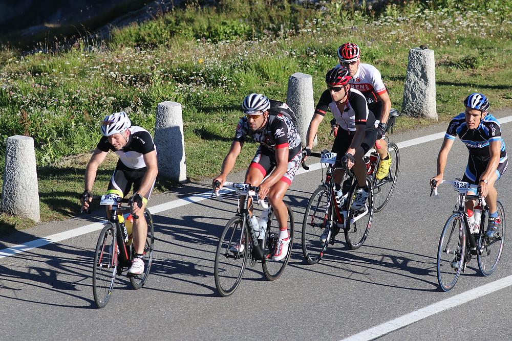 Radsport Schweiz Radtouren Alpenpässe