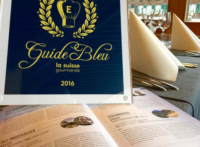 Guide Bleu