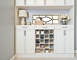 Home space and storage