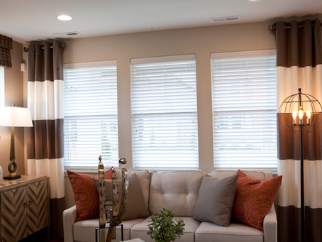 Top 5 Window Treatments for Small & Large Locations!