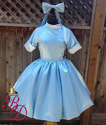 Athena Tomorrowland Dress Costume