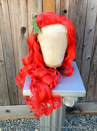 Poison Ivy Inspired Lace Front Wig