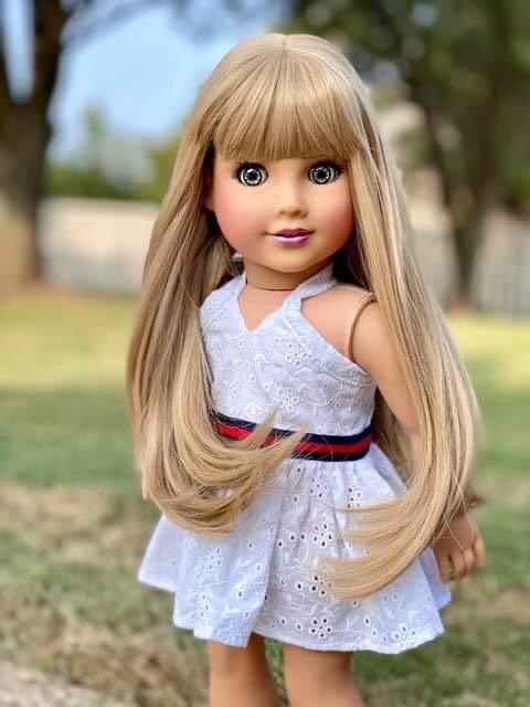 "Tiffany in Heritage Blonde 11"""