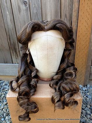 Belle 2013 Lacefront Wig