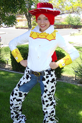 Custom Jesse Toy Story Adult Costume