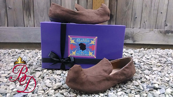 Aladdin Pointed Street Rat Shoes