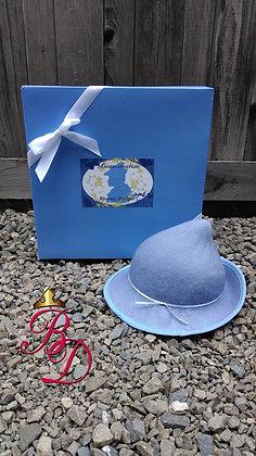 Fleur Delacour Harry Potter Beauxbaton Witch Hat Cloche