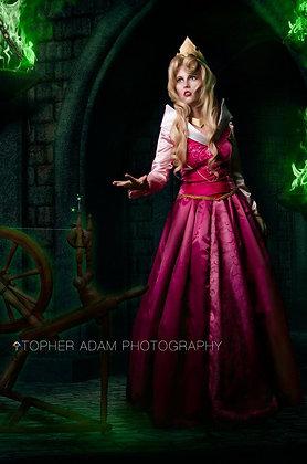 Custom Sleeping Beauty (A) Adult Costume