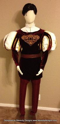 Enchanted Prince Edward Men's Costume Version B