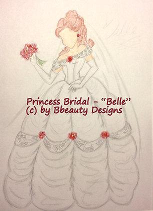 Princess Bridal Belle Preview