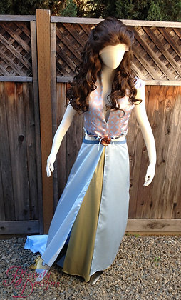 Margaery Tyrell Inspired Costume Game of Thrones