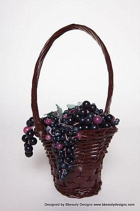 Briar Rose Basket Sleeping Beauty Accessory