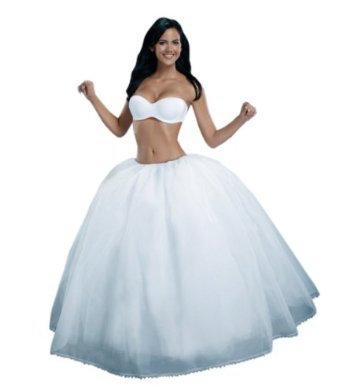 Mega Full Ballgown Crinoline #4500