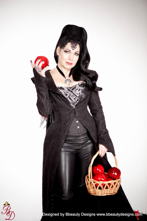 regina evil queen once upon a time adult costume