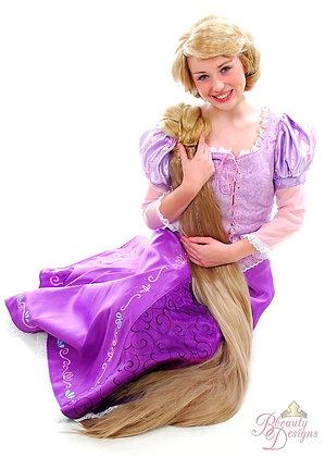 Rapunzel Park Style Massive Wig Adult Tangled Wig