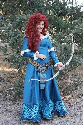 Merida Brave Costume Adult Version B