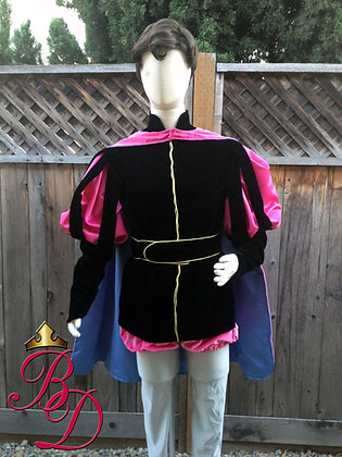 Prince Phillip Men's Costume
