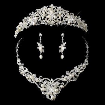 Duchess Tiara and Jewelry Set