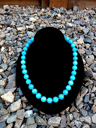 Mulan Park Style Replica Necklace Beads of Jade