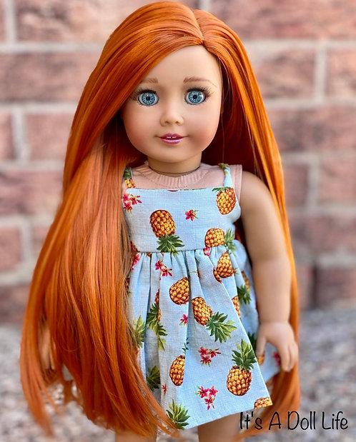 "Willow in Pumpkin Spice 11"""