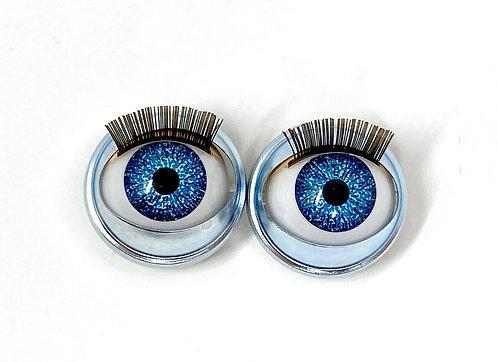 Premium Eyes Blue Shimmer