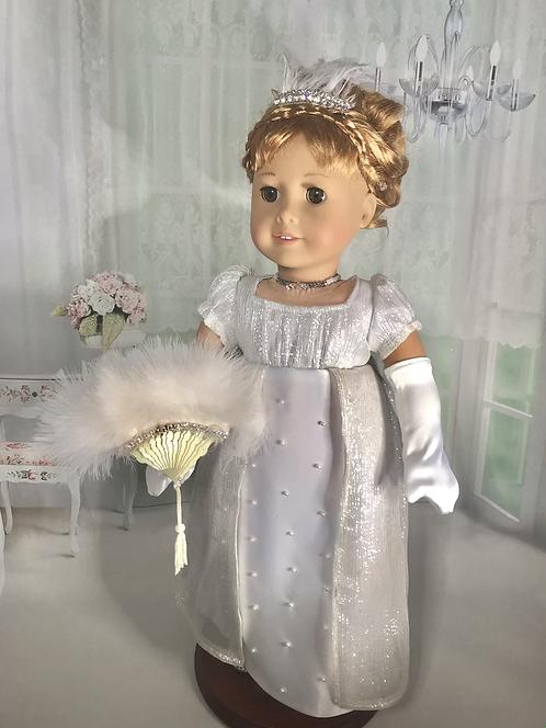 Daphne Bridgerton Swoon Dress Set