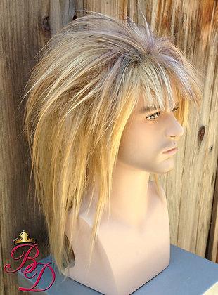 Jareth Labyrinth David Bowie Style Wig