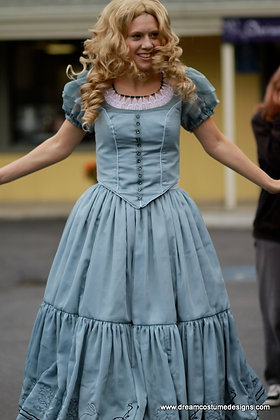 Alice in Wonderland Tim Burton Version Costume