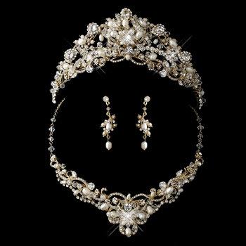 Grand Duchess Tiara and Jewelry Set