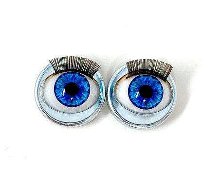 Premium Eyes Electric Blue