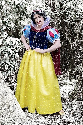 Snow White Classic Princess Adult Custom Costume