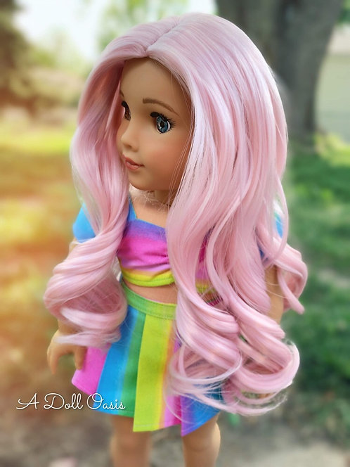 "Katie in Petal Pink 11"""