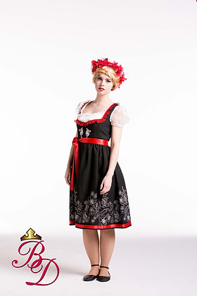 "German Dirndl  ""Carnation"" Costume"