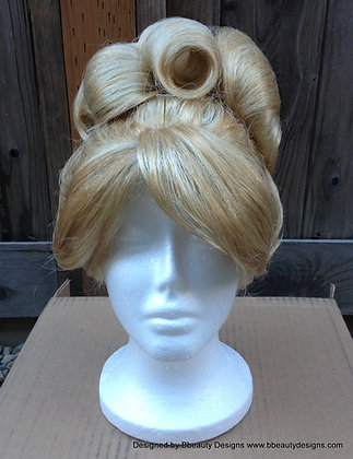 Cinderella Princess Wig 2013 New Park Version