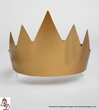 Evil Queen Snow White Metal Crown